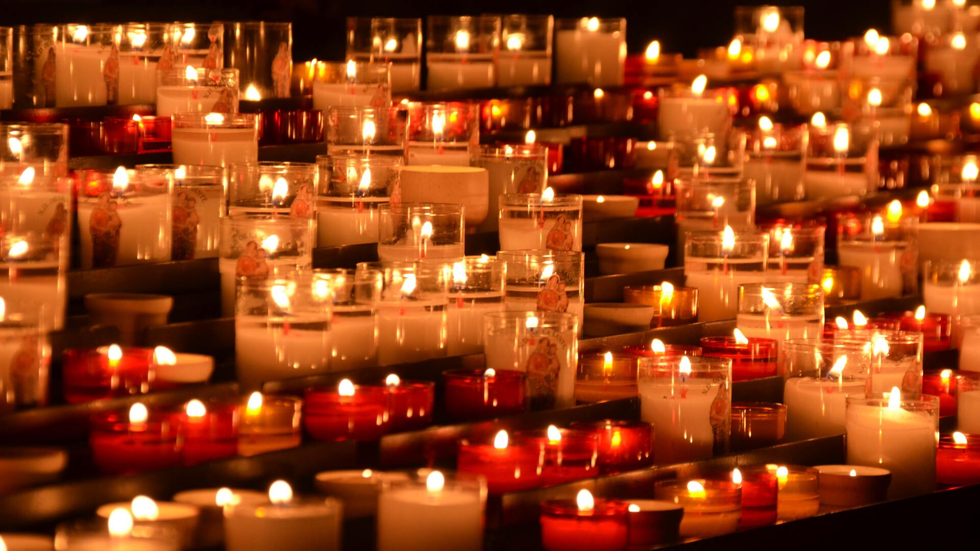 Festivals of Lights: How the Candles and Lights of Winter Holidays Illuminate the Dark