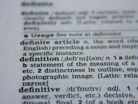 "What Does ""Heading A"" Mean? Some Key Editing Terms Explained"